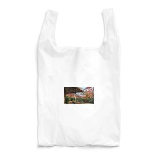 秋の庭 Reusable Bag