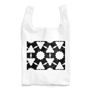 夢の中でモノクロ迷路 Reusable Bag
