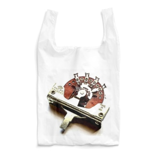 SWITCH-L エコバッグ (ギターパーツシリーズ) Reusable Bag