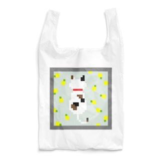 ドットネコ。ハル。 Reusable Bag