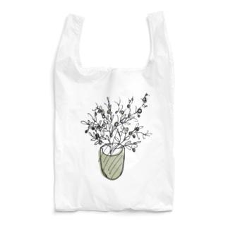 いつもココロにオリーブを。 Reusable Bag