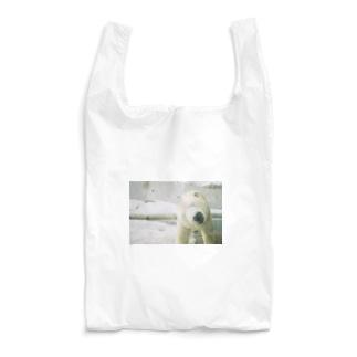 シロクマトルネード Reusable Bag
