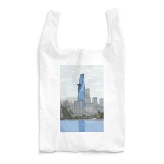 ホーチミンで2番目に高いビル Reusable Bag