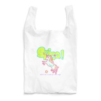 Spica!ユニコーンシリーズ Reusable Bag