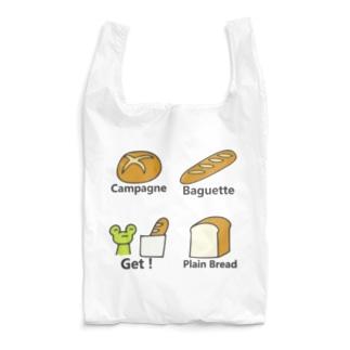 かえるくんパンを買う Reusable Bag