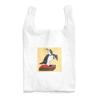 深々お辞儀指揮者ペンギン きいろ Reusable Bag