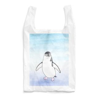 青空とヒゲペン Reusable Bag