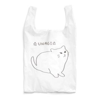 うなぎちゃん Reusable Bag