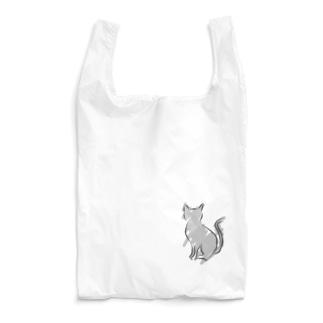 シンプルキャット Reusable Bag