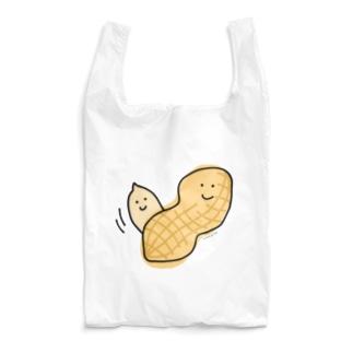 ゆるにこラッカセイ Reusable Bag
