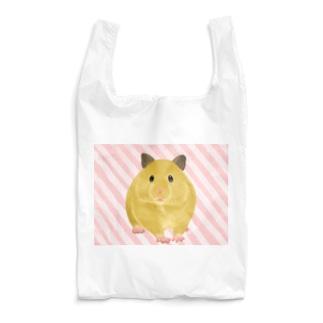 ふわふわキンクマ Reusable Bag