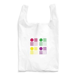 nango!go!go!えこごーごー Reusable Bag