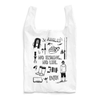 釣りの準備 Reusable Bag