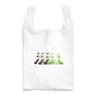 パンダの残像 Reusable Bag