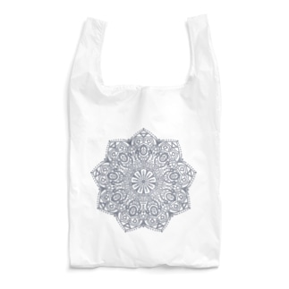 Yang(陽)--曼荼羅-inspiration- Reusable Bag