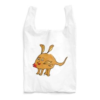 ばあばのうさぎ Reusable Bag