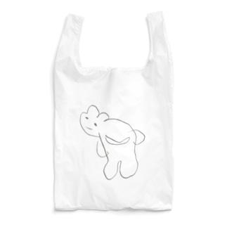やさしいかおのツキノワグマ Reusable Bag