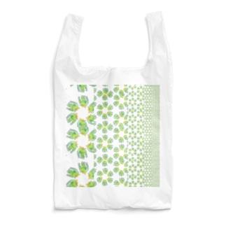 ムキムキムシ模様 Reusable Bag