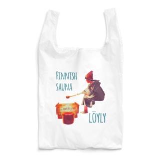 ロウリュ Reusable Bag