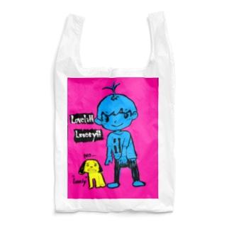 dead sensitivity 枯れた感受性 Reusable Bag