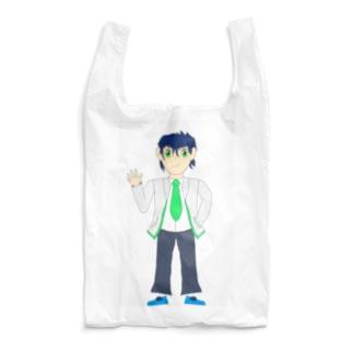 喜兎トウマ Reusable Bag