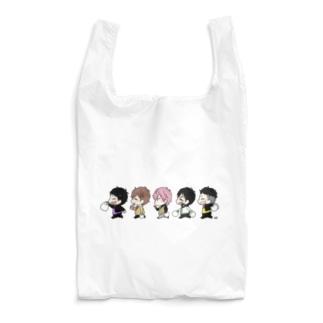 いつメンで買い物 Reusable Bag