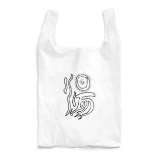 ゆ。 Reusable Bag