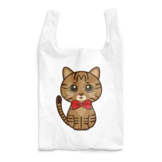キジトラのすずちゃん・ロゴなし01 Reusable Bag