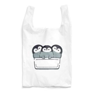 DECORの心くばりペンギン 一緒にお出かけVer. Reusable Bag