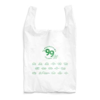 SASEBOミナトモノの九十九島グッズNEO Reusable Bag