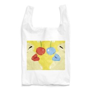 私の方が美味しい Reusable Bag