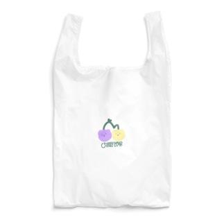 CHERRY BEAR Reusable Bag