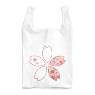 さくらさくら Reusable Bag