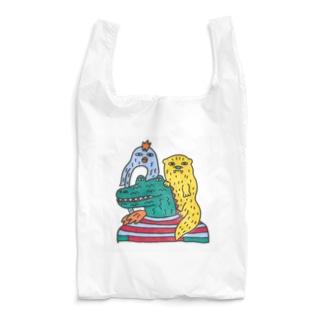 水辺の生き物 Reusable Bag