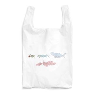 しょくもたれんさ Reusable Bag