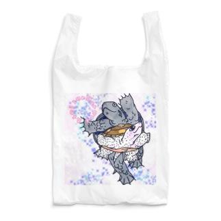 亀ラブ亀乱舞 Reusable Bag