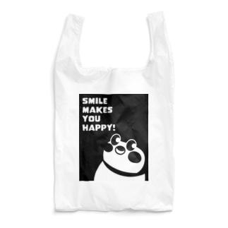 Smile makes you happy Reusable Bag