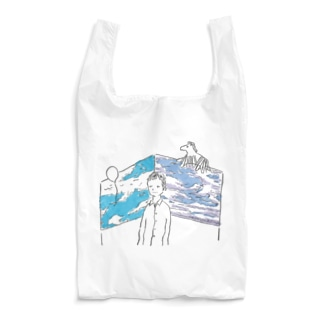 sumi_color Reusable Bag