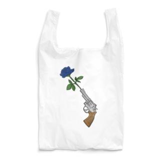 Lafs23 公式グッズ「バラ」「ピストル」「拳銃」 Reusable Bag