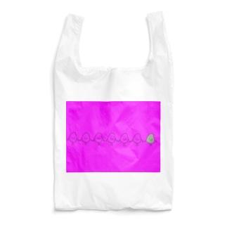 コメツブラザーズ ピンク Reusable Bag