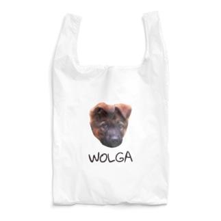ジャーマンシェパードのウォルガ Reusable Bag