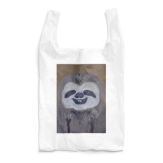 ナマケモノ Reusable Bag