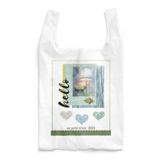 オシャレlife Reusable Bag