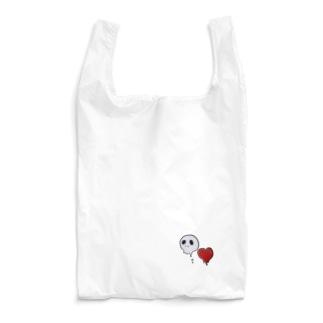 たれドクロ・たれハート Reusable Bag
