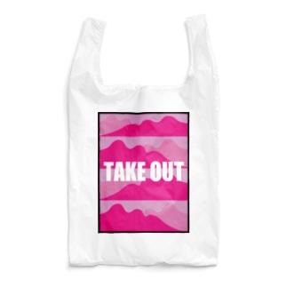 take out! Reusable Bag