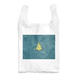 飛べない鳥 Reusable Bag