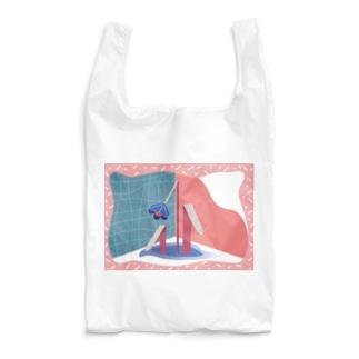花の気持ち(ポップver.2) Reusable Bag