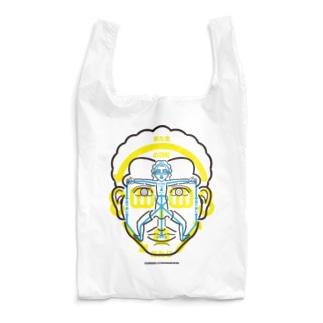 図人間1 Reusable Bag