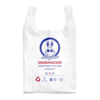 レジ袋風うさぎとえこ Reusable Bag