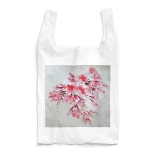 桜開花 Reusable Bag